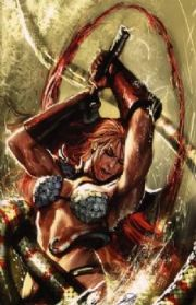 Savage Tales #3 Sejic Virgin Retail Incentive Variant Red Sonja